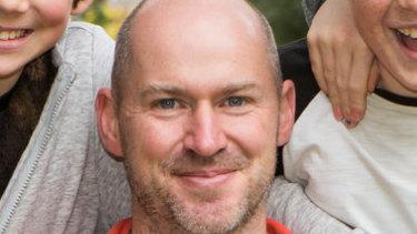 Fitzroy Community School principal Tim Berryman.