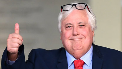 Last-ditch plea to stop Clive Palmer's new Queensland coal mine