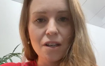 Reignite Democracy Australia founder Monica Smit posted a video on Christmas Day telling her supporters to take a break because 2021 would bring big challenges.