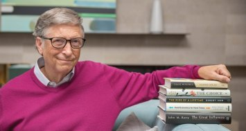 Ready to swap books for gum boots? Bill Gates has become the largest squire in the US.