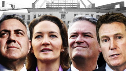 'It's politicians, acting like politicians': Have standards fallen?