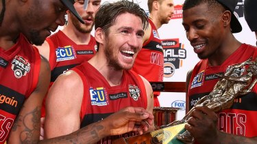 The Perth Wildcats led by six-time defensive player of the year Damian Martin deserve the 2020 title.