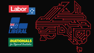Australia's political parties have been hit by a major cyber attack.