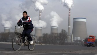 China already burns half the world's coal, and it keeps building.