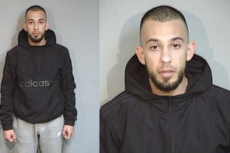 Police issued an arrest warrant for Anthony Karam, 27.