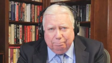 Conservative author and conspiracy theorist Jerome Corsi said he is in plea negotiations with Special Counsel Robert Mueller.
