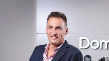 Former Doman chief executive Antony Catalano.