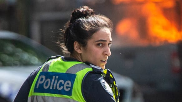 Security beefed up in wake of Bourke Street attack
