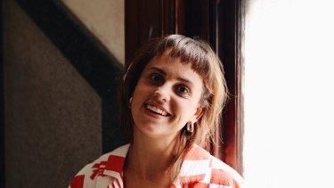 Young entrepreneur Kaylene Langford.