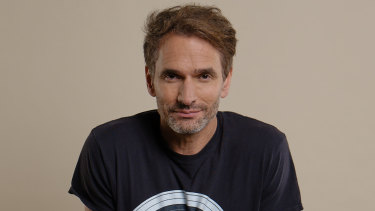 Todd Sampson has been keeping up with The Vow and The Vampire Diaries, listening to Bob Dylan and writing a novel.