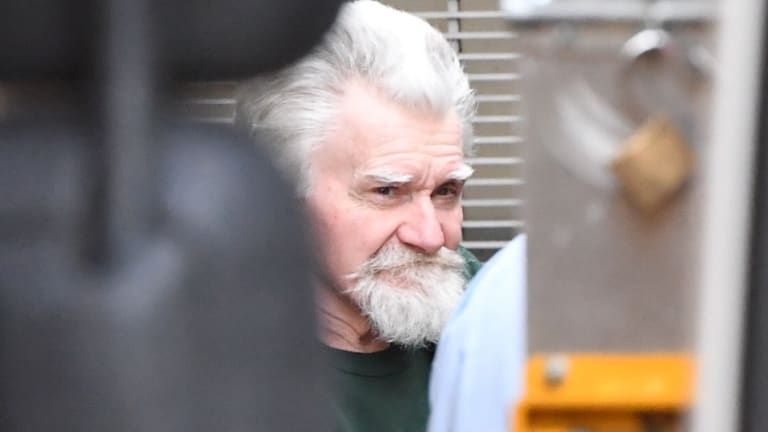 John Walsh is taken from NSW Supreme Court in Sydney on Friday