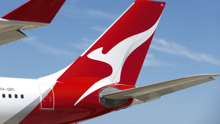 The incident unfolded on an April 2017 flight from Port Hedland to Brisbane as preparations for take-off were under way and delayed the flight for three-and-a- half hours.
