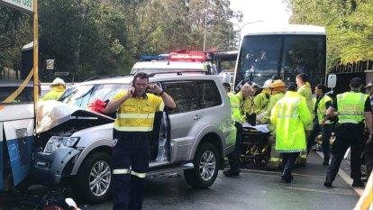 Brisbane's worst roads for crashes revealed in car insurers' data