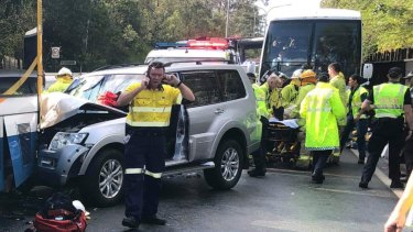 Brisbane's worst roads for crashes revealed in car insurers' data