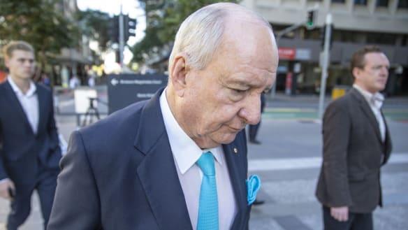 Key moments: Alan Jones on trial for defamation
