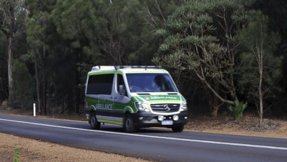 WA man charged with drug driving after crash left mum and son fighting for lives
