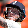 Stokes accused of abuse amid frustrating opening to fourth Test