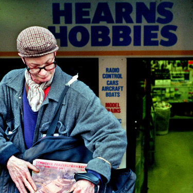 Hearns Hobbies est une institution de Melbourne depuis 1947.