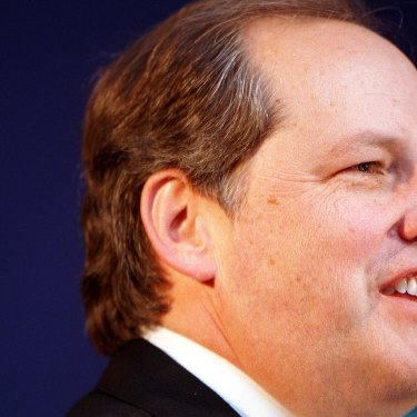 Former BHP CEO Paul Anderson.