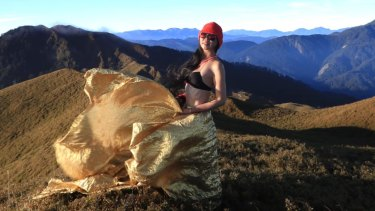 Wu relished in hiking alone – something she thought everyone should be able to do.