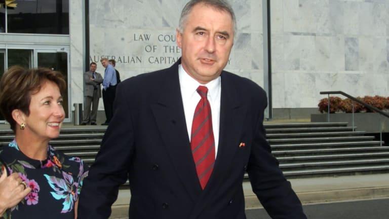 Richard Carleton lost his defamation bid over a Media Watch segment.