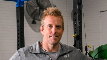 Cameron Falloon is the founder of Body Fit Training.