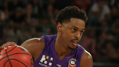 'Just go out there and play': Kings unfazed by NBL finals pressure