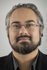 David Hunter,associate professor of medical ethics at Flinders University.