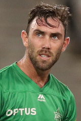 Elbow surgery: Glenn Maxwell.