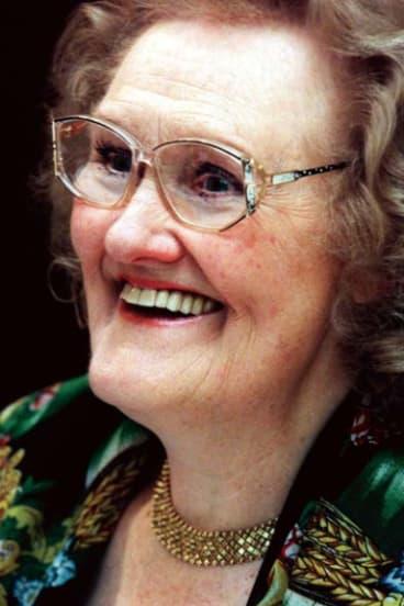 Dame Joan Sutherland in 1999.