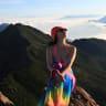 'Bikini hiker' dies after fall into ravine on solo trek