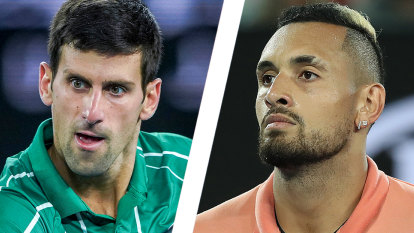 Kyrgios, Djokovic, Nadal among entrants in US Open warm-up event