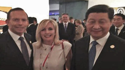 The remarkable photo with Xi Jinping that helped Blackmores crack China