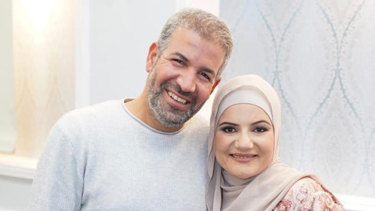 Waled Youssef and his wife, Fadia, have expressed their relief after the man was released from an Egyptian prison.