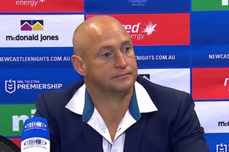 Nathan Brown will take over at the Warriors.