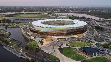 Optus Stadium and its surrounds have changed the event landscape in Perth.