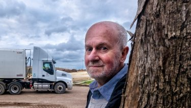 Harry van Moorst, from the Western Region Environment Centre, believes residual household waste is better off going to a waste to energy plant than landfill.