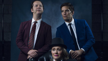 The Dismissal The Musical revives the political crisis around Gough Whitlam's 1975 sacking.