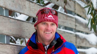 Stuart Diver is to be the general manager of the Thredbo resort.