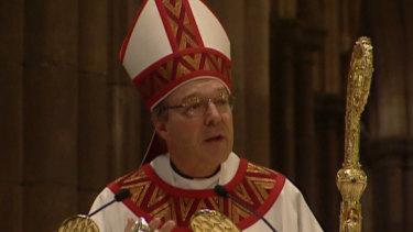 Former archbishop George Pell established the Melbourne Response in 1996.