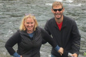 Ian and Vicki Pullen were planning their life together, but it was all taken away when he was killed.