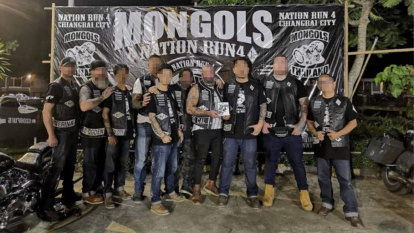 Bikies setting up chapters in south-east Asia to send drugs into Australia