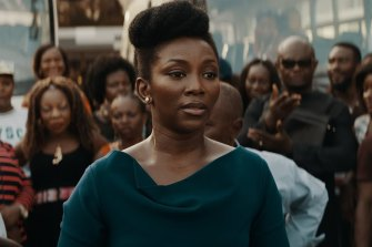 Oscars disappointment: Lionheart, starringGenevieve Nnaji, has been disqualified from consideration in the foreign film category.