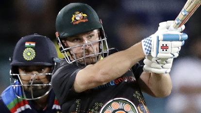 Finch sweats on scan results as Lyon drafted into T20 squad