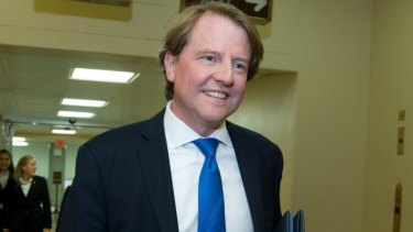 Former White House counsel Don McGahn provided extensive information to Robert Mueller's Russia investigation.