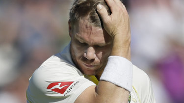 David Warner was dismissed by Stuart Broad seven times in 10 innings during the Ashes.
