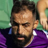 Castro too hot to handle as Glory beat Jets in sweltering conditions