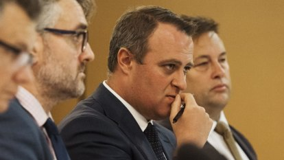 Taxpayers fork out $50,000 for Tim Wilson's franking credits inquiry
