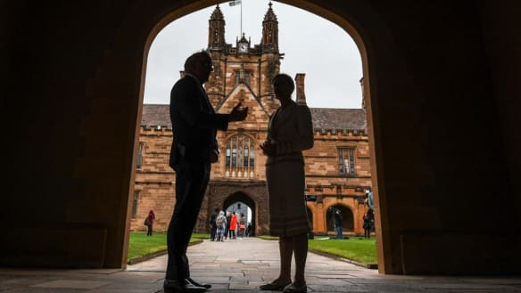 Sydney University concedes to staff over name of course