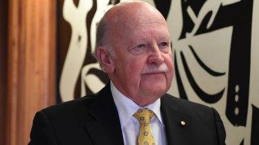 Australian Academy of Science president John Shine.